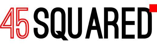 45Squared Logo